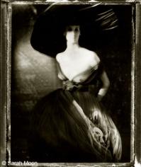 Sasha Robertson, 1989, 15-3/4 x 19-1/2 Toned Silver Gelatin Photograh, Ed. 20