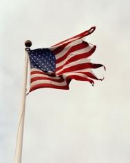 Flag in Snug Harbor, 20 x 16 Chromogenic Print