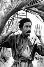 Richard Pryor, Maui, 1980, Silver Gelatin Photograph