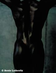 Jacqui Agyepong, Sprinter/Hurdler, Clifton Point, Rhinebeck, New York, 1999, 24 x 20 Archival Pigment Print, Ed. 25