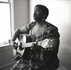Odetta, San Francisco, 1954, 16 X 20 Silver Gelatin Photograph, Edition of 25