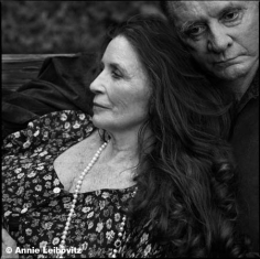 June Carter Cash and Johnny Cash, Hiltons, Virginia, 2001, Please contact the Gallery for available sizes and media