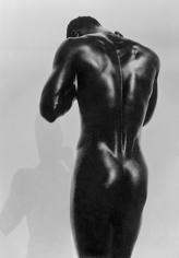 Sudanese Nude, c. 1937, 20 x 16 Platinum Palladium on 24 x 20 Paper, Ed. 27