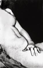 Untitled (Olympia), 1986, 14 x 11 Silver Gelatin Photograph, Ed. 25
