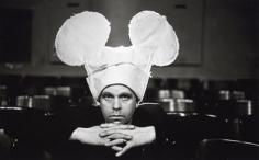 Claes Oldenberg, New York, 1962, Silver Gelatin Photograph