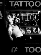 Tom Waits, Hollywood, 1980, 17 x 11 Archival Pigment Print