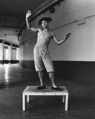 """Diego Vega Garcia, """"Veguita,"""" Madrid, Spain, 2001"""