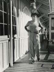 Humphrey Bogart, 1942, 14 x 11 Silver Gelatin Photograph