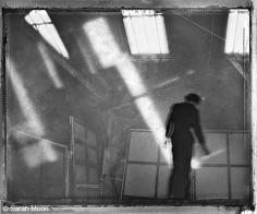 Le lendemain matin, 2010, 15-3/4 x 19-1/2 Toned Silver Gelatin Photograph, Ed. 20