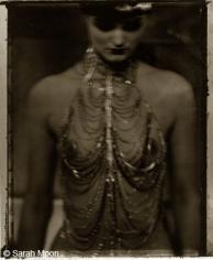 Eva, 1997, 15-3/4 x 19-1/2 Toned Silver Gelatin Photograph, Ed. 20