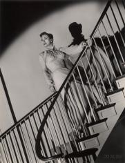Joan Crawford, c. 1950, 13-2/8 x 10-3/16 Vintage Silver Gelatin Photograph