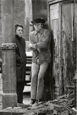 Midnight Cowboy, New York, 1968, Silver Gelatin Photograph