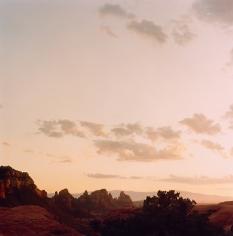 Debra Bloomfield Evening, Sedona, AZ, 1991/2001