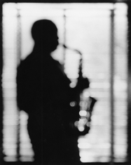 "Charlie ""Bird"" Parker, La Crescenta, 1951, 20 X 16 Silver Gelatin Photograph, Edition of 25"