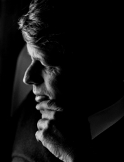 Robert Kennedy (close-up), Last Campaign, April, 1968