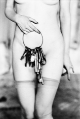 Keys to Heaven, Rouilly le Bas, 2002, 20 x 16 Silver Gelatin Photograph, Ed. 15