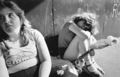Pike Street, Seattle, Washington,1983, Silver Gelatin Photograph