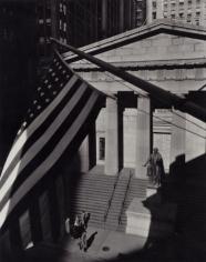 Treasury Building, New York, 1957
