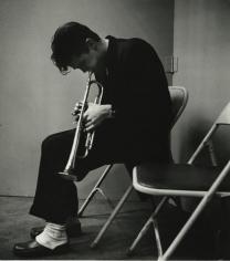 Chet Baker recording session, Los Angeles, 1953