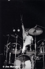 Keith Moon, San Francisco, 1972, 14 x 11 Silver Gelatin Photograph