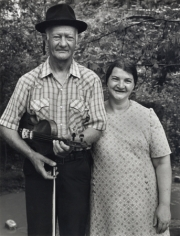 Marion Sumner and Wife, 1985