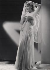 Carol Lombard, 1942, 10 x 8 Vintage Silver Gelatin Photograph
