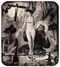 History of the (White) World, Venus Preferred to Christ, Paris, 1997