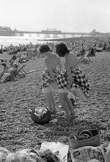 Bathing Girls, Brighton, UK, 1960
