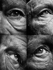 Bill Brandt / Eyes (1960-1964) (A), 2014