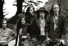 Joplin, Big Brother, and the Holding Company, San Francisco, 1967, Silver Gelatin Photograph