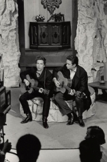 Bob Dylan and Johnny Cash, 1969