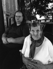 Donnie and Aunt Sally, 2004