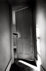 Hand Through Door, 1970, 14 x 11 Silver Gelatin Photograph, Ed. 25