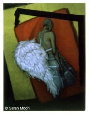 L'ange des studio, 2001, 29-1/8 x 22-1/2 Color Carbon Photograph, Ed. 15
