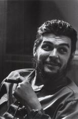 Che Guevara, 20 x 16 Silver Gelatin Photograph