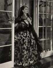 """Vivien Leigh, """"The Hamilton Women,"""" 1941, 13-15/16 x 11 Vintage Silver Gelatin Photograph"""