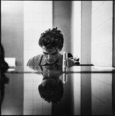 Chet Baker (Piano), Hollywood, 1954, 20 X 24 Silver Gelatin Photograph, Edition of 25