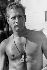 """Paul Newman (shirt off), """"Cool Hand Luke"""", 1967"""