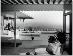 Stahl House, Case Study House #22, Los Angeles, California (Pierre Koenig), 1960