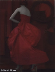 La Robe Rouge, 2010, 29-1/8 x 22-1/2 Color Carbon Photograph, Ed. 15