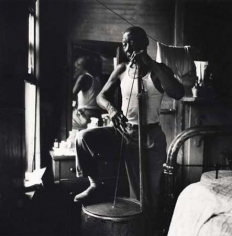 Will Shade and His Tub Bass, Memphis, 1960, 20 X 16 Silver Gelatin Photograph, Edition of 25