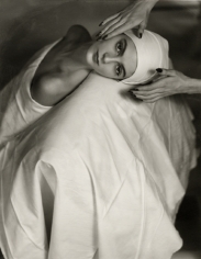 Carmen Face Massage, 1946, 24 x 20 Silver Gelatin Photograph
