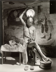 Electric Beauty, 1939, 24 x 20 Silver Gelatin Photograph