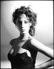 Christy Turlington, New York City, 1987, 20 x 16 Silver Gelatin Photograph, Ed. 30