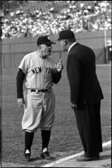 Casey Stengel Argues with Umpire, 1960, 20 x 16 Silver Gelatin Photograph, Ed. 150