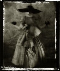 Dior, 1990, 15-3/4 x 19-1/2 Toned Silver Gelatin Photograh, Ed. 20