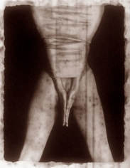 Corpus, Untitled #9704104, 1997, 14 x 11 Silver Gelatin Photograph, Copper and Glass, Ed. 10