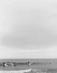 Surfing, 20 x 16 Silver Gelatin Photograph