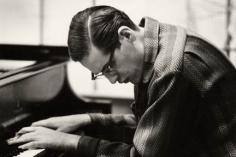 Bill Evans, Riverside Records Recording Session, New York, 1961, Silver Gelatin Photograph