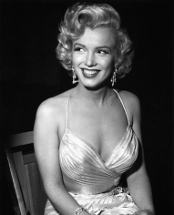 Marilyn Monroe, Children's Benefit, Shrine Auditorium, 1953